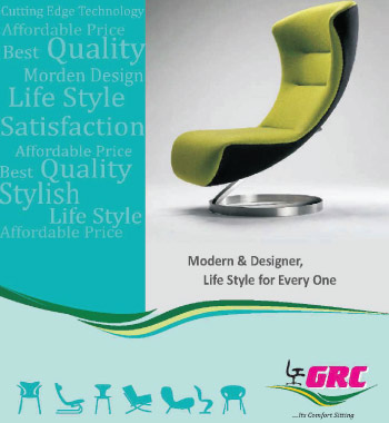 versatile office chair brochure-catalog